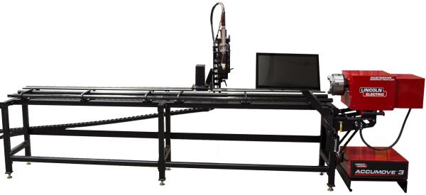 Lincoln Electric MasterPipe® Compact Profiler