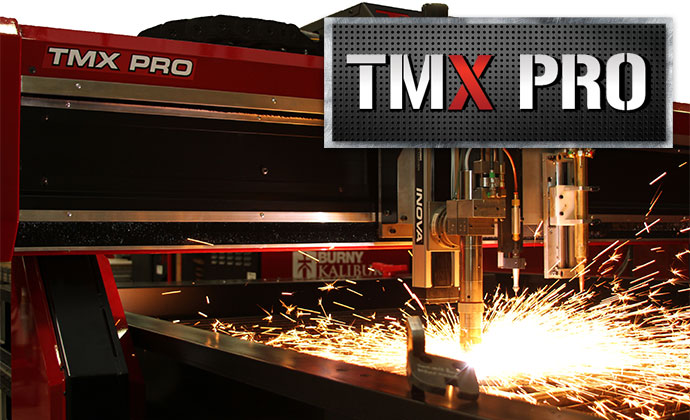 Industrial Shape Cutting | TMX Pro