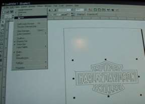 Corel Draw Torchmate Support