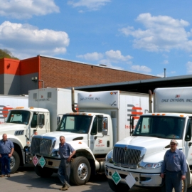 Dale Trucks at Loading Dock - with Drivers - DSC_0382 10x14 200dpi.jpg