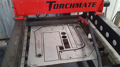 Torchmate 2x2