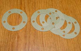Gaskets cut by cnc