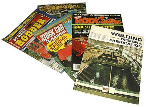 Magazines featuring Torchmate