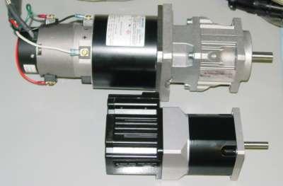 Stepper vs servo motors for Stepper motor vs servo