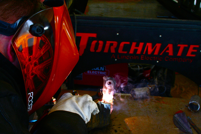 Torchmate safety